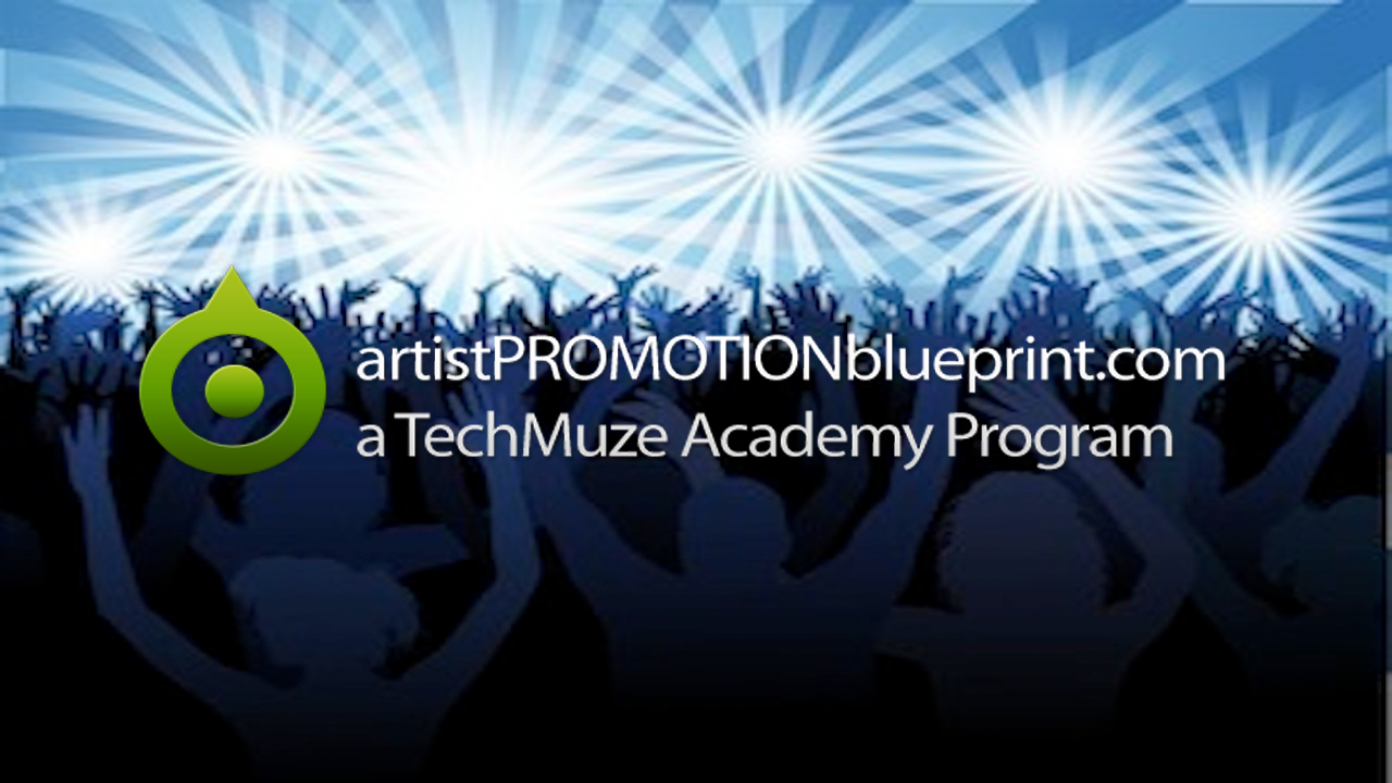 Artist Promotion Blueprint