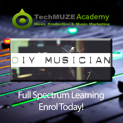 Learn Music Production & Music Marketing